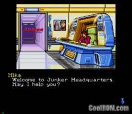 Snatcher ROM (ISO) Download for Sega CD - CoolROM com