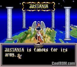 ActRaiser 2 (Europe) ROM Download for Super Nintendo / SNES