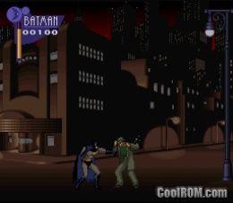 Adventures of Batman & Robin ROM Download for Super Nintendo