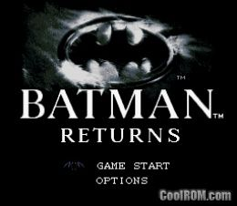 Batman Returns (SN)