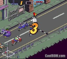 Biker Mice From Mars ROM Download for Super Nintendo ...
