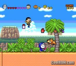 Doraemon 4 Nobita To Tsuki No Oukoku Japan Rom Download For Super Nintendo Snes Coolrom Com