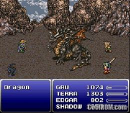 Final Fantasy Iii Rom Download For Super Nintendo Snes