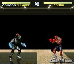 Killer instinct rom download for super nintendo snes for Cool roms