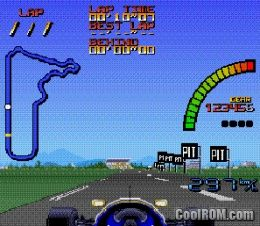 » Super Nintendo » N » Nigel Mansell's World Championship Racing