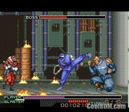 Ninja Warriors Again (Japan) ROM Download for Super Nintendo