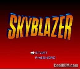 Skyblazer rom download for super nintendo snes for Cool roms