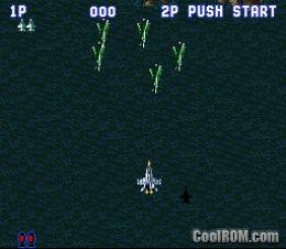 Sonic Wings (Japan) ROM Download for Super Nintendo / SNES ...