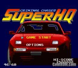 Super H Q Criminal Chaser Japan Rom Download For Super Nintendo