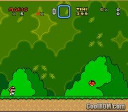 Super Mario World Rom Download For Super Nintendo Snes Coolrom Com