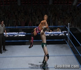 WWE SmackDown vs. Raw 2011 ROM (ISO) Download for Sony Playstation 2 / PS2  - CoolROM.com Mobile