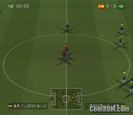 World Soccer Winning Eleven 10 Japan Rom Iso Download For Sony Playstation 2 Ps2 Coolrom Com