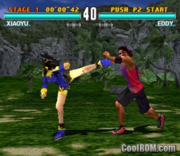 Tekken 3 Europe Rom Iso Download For Sony Playstation Psx Coolrom Com