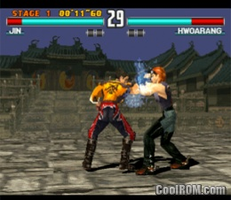 Tekken 3 Rom Iso Download For Sony Playstation Psx Coolrom Com